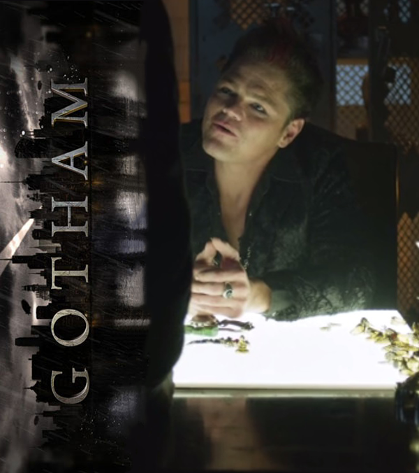 Gotham: Clyde